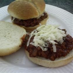 Yves Sloppy Joes