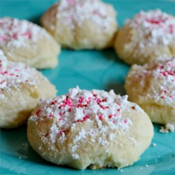 Ricotta Cheese Cookies Recipe