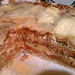 Lori's Spicy Chipotle Lasagna Recipe