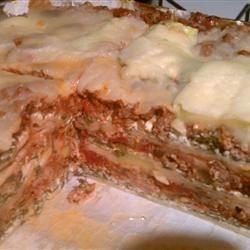 loris spicy chipotle lasagna photos