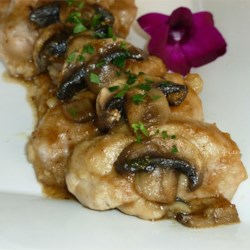 Pork Marsala