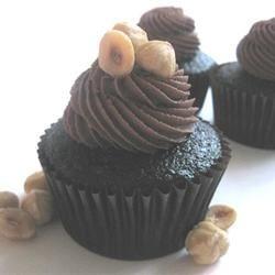 Hazelnut Truffle Cupcakes Recipe