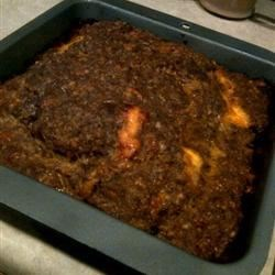 Prairie Meat Loaf Recipe