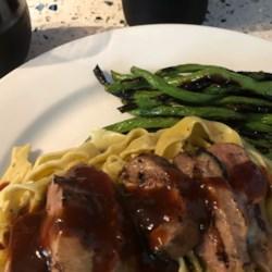 grilled wild duck breast recipe photos