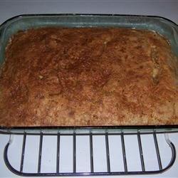 Aunt Janet's Pumpkin Dump Cake