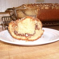 Cinnamon Coffee Cake I