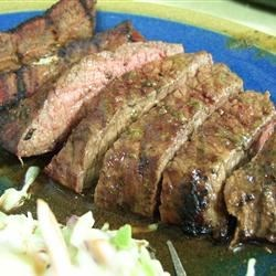 Ginger Steak Recipe