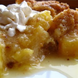 Pineapple Crisp Recipe