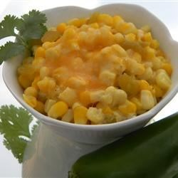 Hot Corn Recipe