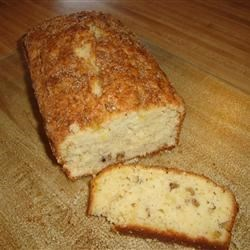 Pineapple Bread Recipe