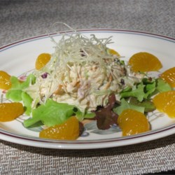 Carole's Sesame Chicken Salad Recipe