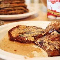 Grain and Nut Whole Wheat Pancakes Recipe