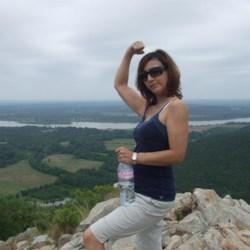 Conquered Pinnacle Mountain