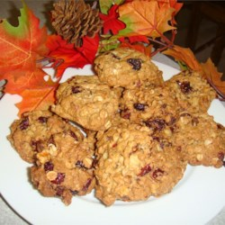 Autumn Harvest Cookies Recipe