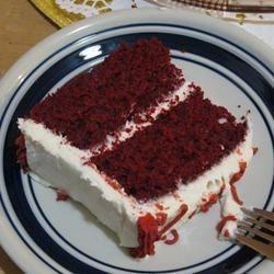 Photo of Savannah's Perfectly Ravishing Red Velvet Cake  by Savannah