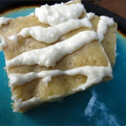 Banana Blondie Recipe