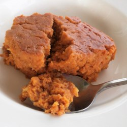 maple pumpkin pudding in the slow cooker printer friendly