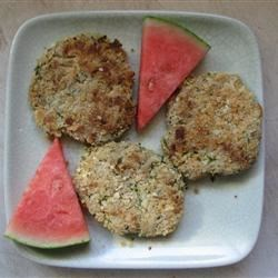 Photo of Zucchini Cakes by Pat  Tillman