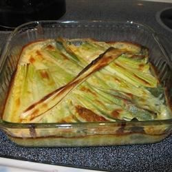 Baked Leeks Recipe