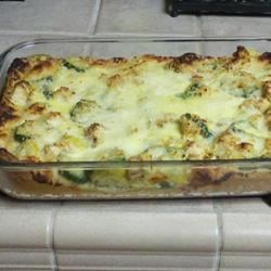 Chicken Zucchini Bake Recipe