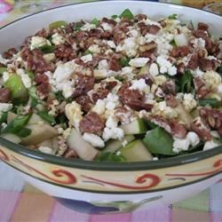 Roquefort Pear Salad