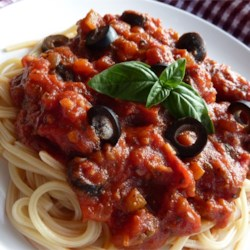Everything in the Fridge Pasta Sauce Recipe