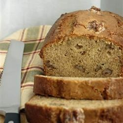 Grandma's Homemade Banana Bread Recipe