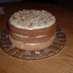 Italian Cream Cake I Recipe