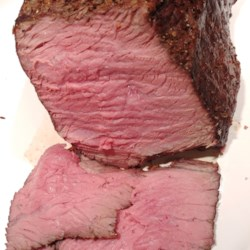 High Temperature Eye-of-Round Roast