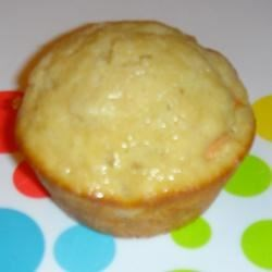 Pineapple Sunshine Muffins