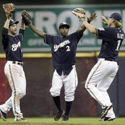 Let's go Brewers!
