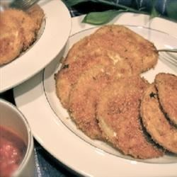 Photo of Baked 'Fried' Breaded Eggplant by Sunnydae
