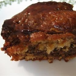 Herman starter Coffee Cake - a corner piece just for you!