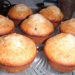 Blueberry Muffins (2)