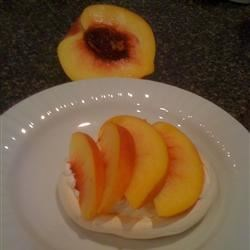 Pamela's Peachy Meringue Tart Recipe