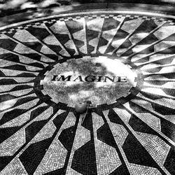 John Lennon's Memorial - NYC