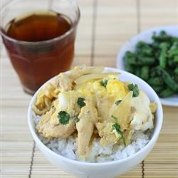 Photo of Quick Oyakodon by BINGADING