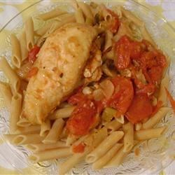 Chicken Cacciatore Delight Recipe