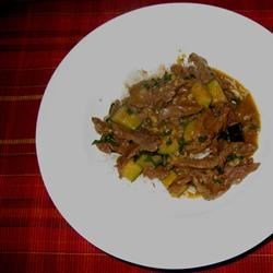 Deb's Spicy Beef Curry Recipe