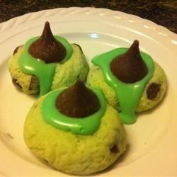 Booger Cookies