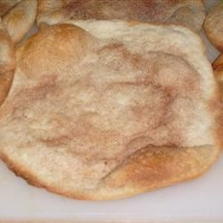Elephant Ears Recipe