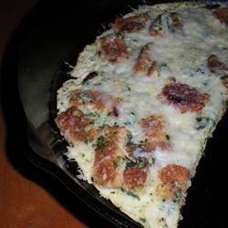 Complete breakfast casserole