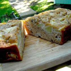 Apple Walnut Bread Recipe