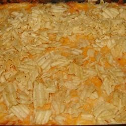 Crunchy Chicken Casserole Recipe