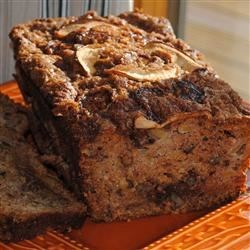 Banana Apple Bread Recipe