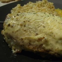 Texas Ranch Chicken Recipe