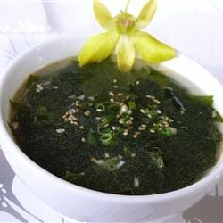 Photo of Korean-style Seaweed Soup by Eunah Lee