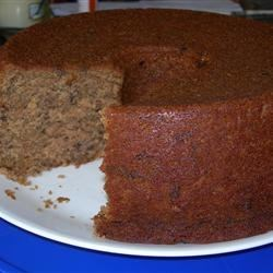 Breakfast Prune Spice Cake Recipe
