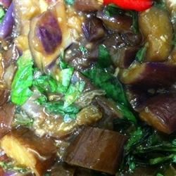 Photo of Thai Basil Eggplant by ChiBites