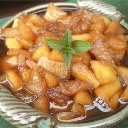 Apple and Raisin Sauce Recipe